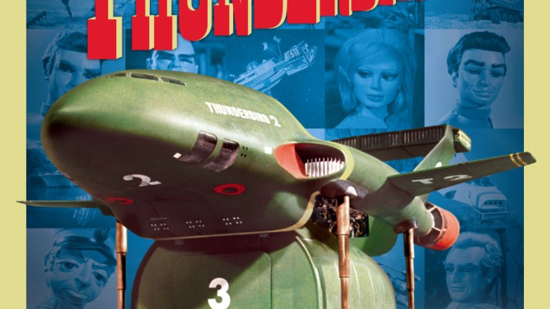 "Classic Thunderbirds ""Bookazine"" out this week"