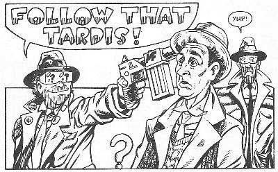 Doctor Who: Follow That TARDIS!