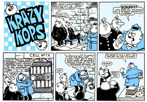 Krazy Cops