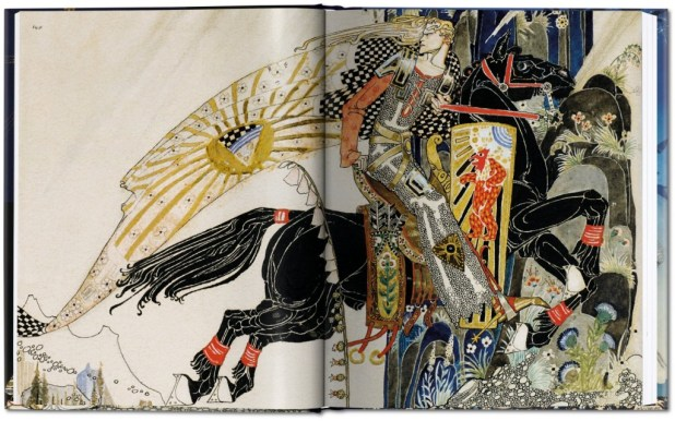 Kay Nielsen: East of the Sun, West of the Moon - Sample
