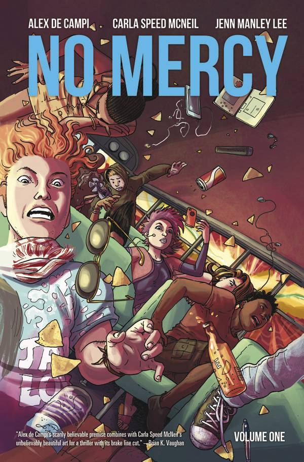 No Mercy Trade Paperback Volume 1