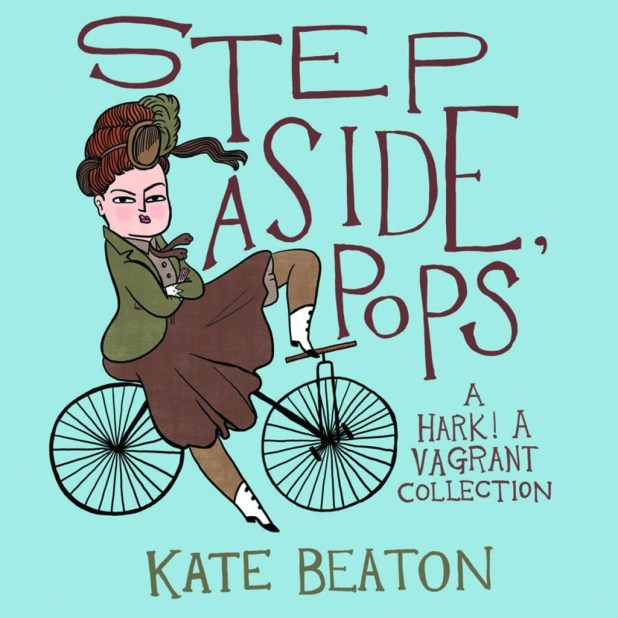 Kate Beaton's Step Aaside, Pops