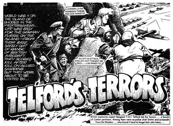 Telford's Terrors