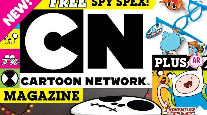 Cartoon Network Issue 1 - SNIP