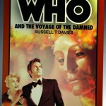 "Doctor Who ""Target Book"": Voyage of the Damned. Art: Andrew-Mark Thompson"