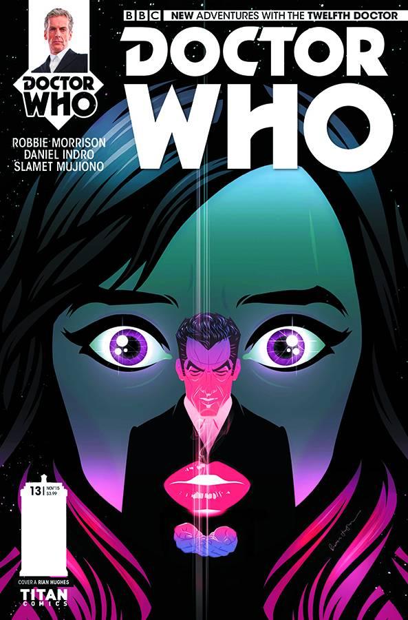 Doctor Who: The Twelfth Doctor #13 - Regular