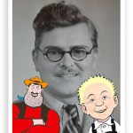 British Comic Awards Hall of Fame: Dudley D. Watkins