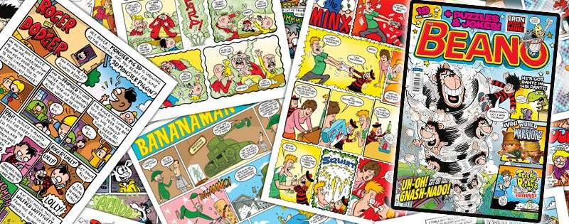 The Beano - Issue on Sale 30th September 2015