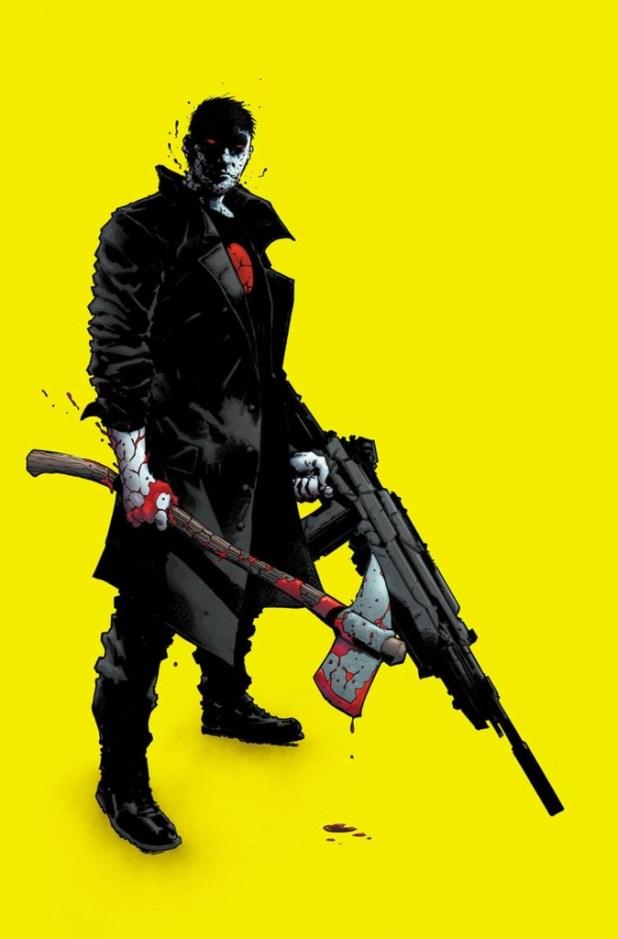 Bloodshot Reborn #7 Cover C