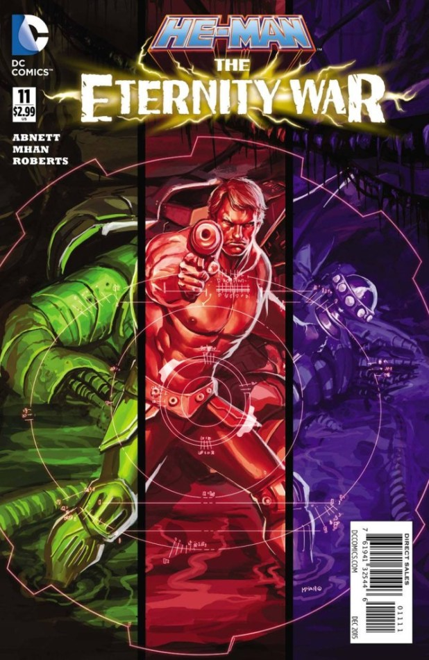 He Man The Eternity War #11