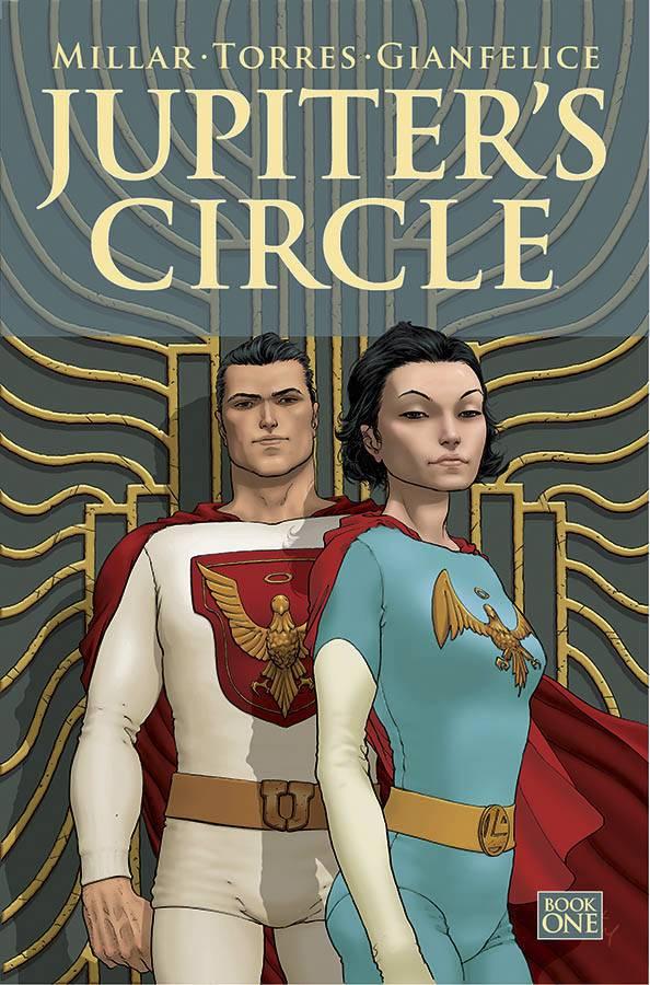 Jupiter's Circle Trade Paperback Volume 1
