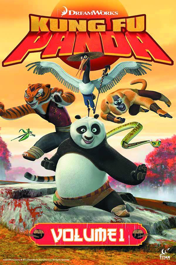Kung Fu Panda #1