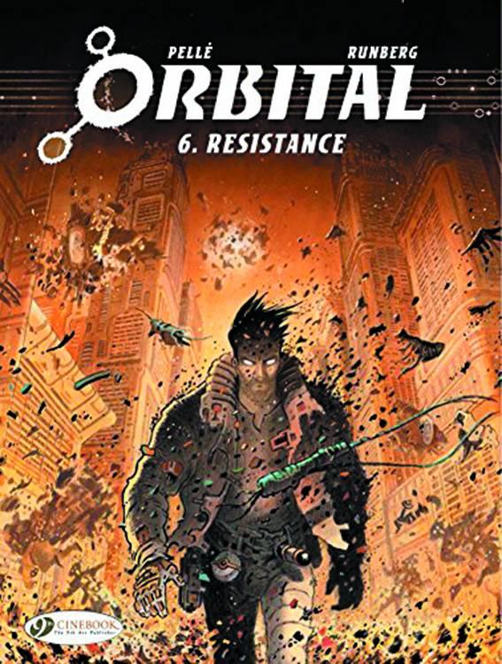 Orbital Graphic Novel Volume 6: Resistance