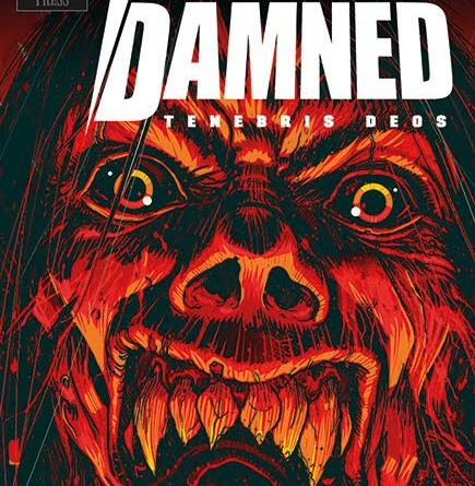 Realm of the Damned: Tenebris Deos Cover