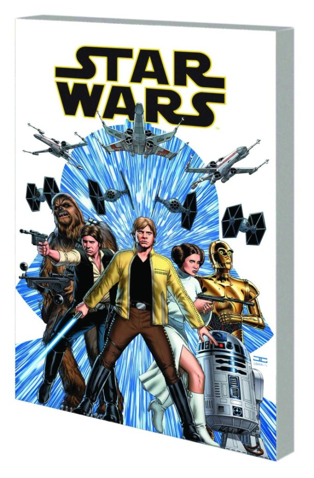 Star Wars Trade Paperback Volume 1 Skywalker Strikes