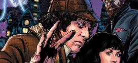 In Review: Doctor Who: The Fourth Doctor (Gaze of the Medusa, Part One)