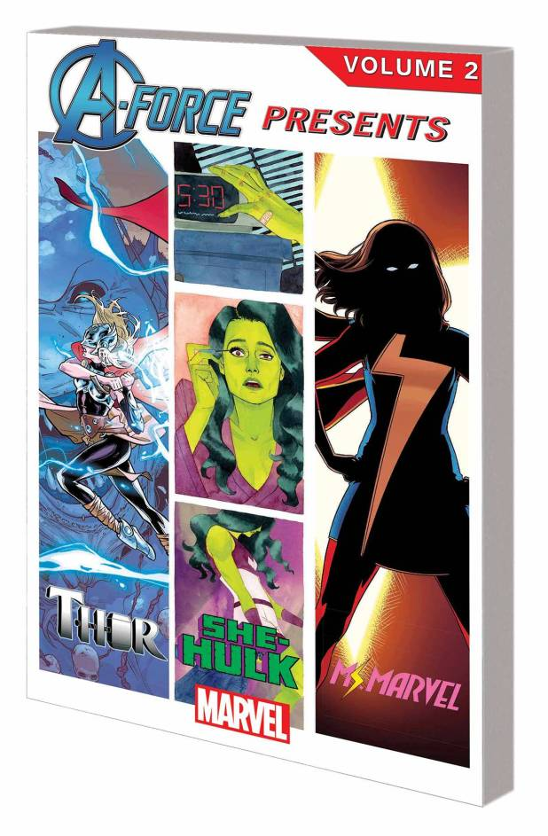 A-Force Presents Trade Paperback Volume 2