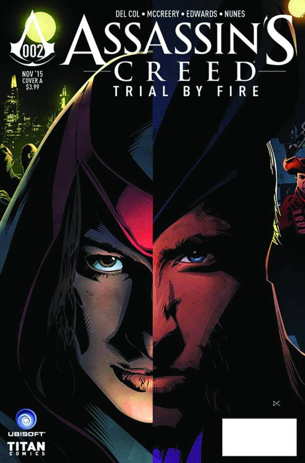 Assassin's Creed #2 Regular Cover