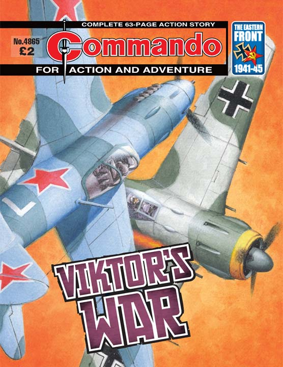Commando No 4865 – Viktor's War