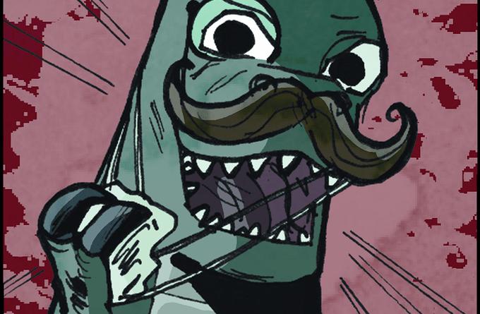 Doc Dino Promo Art 2