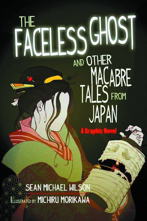 The Faceless Ghost Graphic Novel