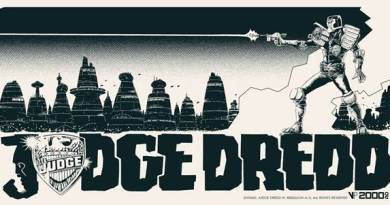 Judge Dredd Poster from Vice Press