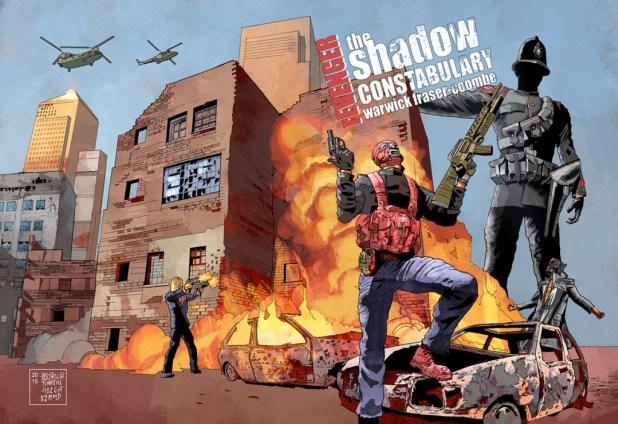 Revenger: The Shadow Constabulary