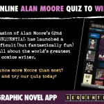 SEQUENTIAL Alan Moore Quiz