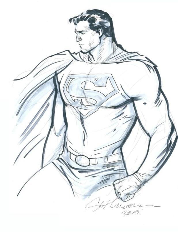 Superman by Stuart Immonen