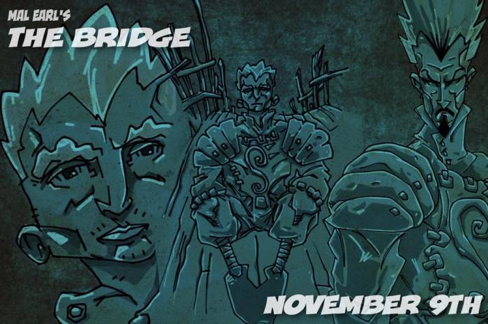 "Art from ""The Bridge"" by Mal Earl"