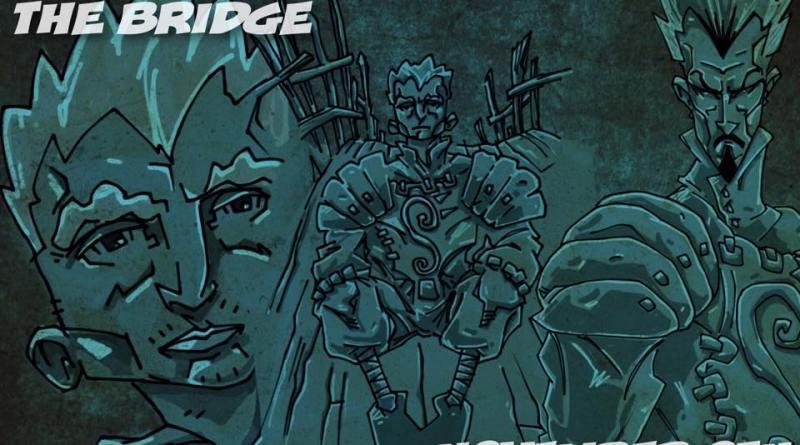 "Art from ""The Bridge"" by Mal Earl"