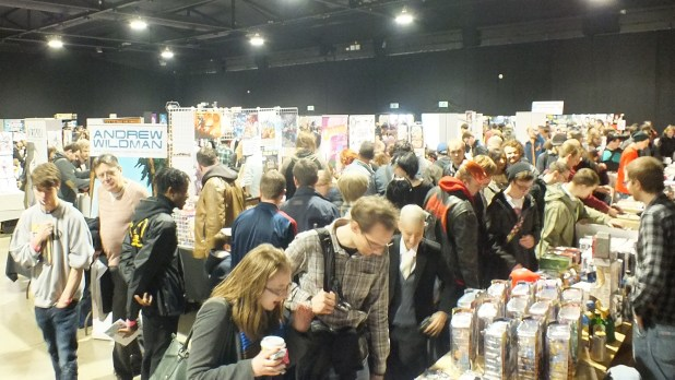Thought Bubble 2015 New Dock Hall