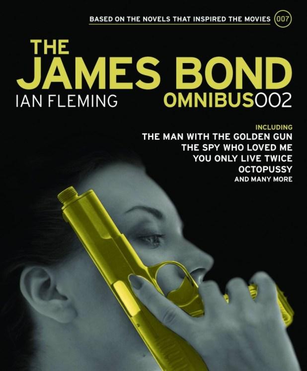 James Bond Omnibus Trade Paperback Volume 2