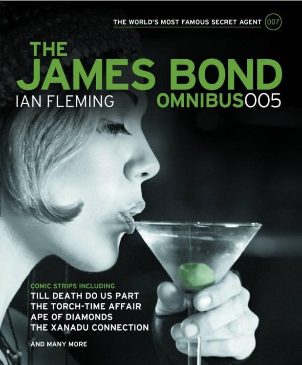 James Bond Omnibus Trade Paperback Volume 5