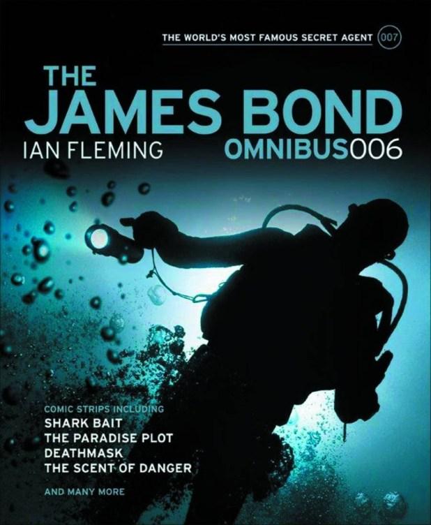 James Bond Omnibus Trade Paperback Volume 6