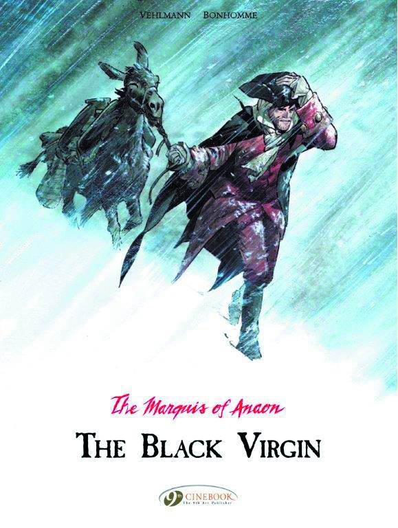 Marquis Of Anaon Graphic Novel Volume 2: Black Virgin