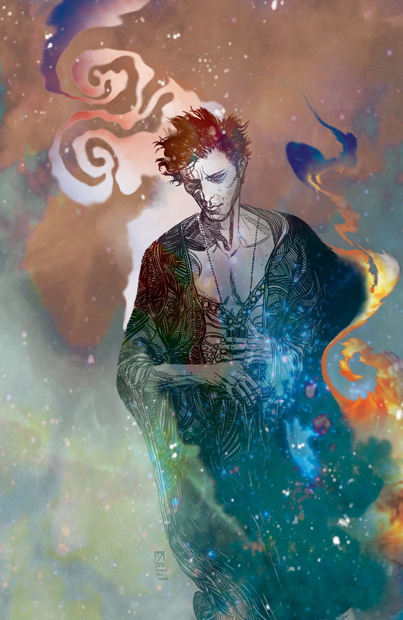 Sandman Overture Deluxe Edition Hard Cover