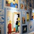 mage: Somerset House. Tintin by Hergé © Hergé / Moulinsart 2015