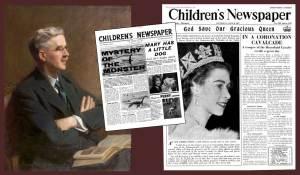 Arthur Mee, founder of The Children's Newspaper