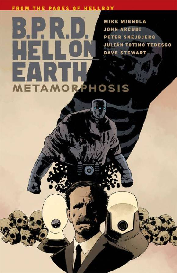 BPRD Hell On Earth Trade Paperback Volume 12