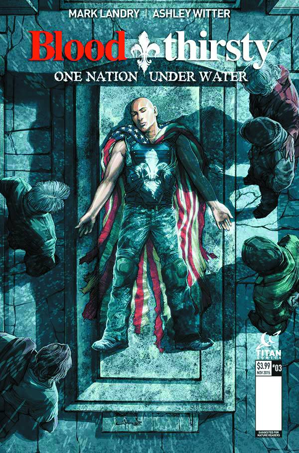 Something For the Weekend: US Comics on Sale 2nd December 2015 ...