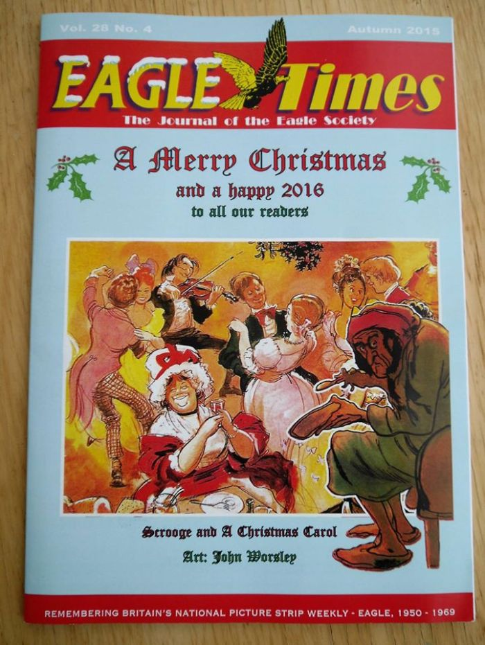 Eagle Times Volume 28 - Winter 2015