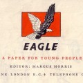 Eagle - Hulton Press Letterhead