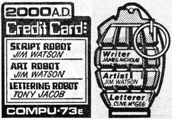 Jim Watson Credits