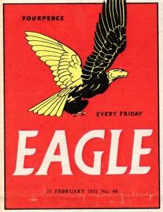 Eagle Logo, 1951