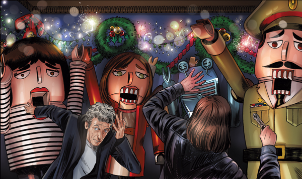 Doctor Who: Tales from the TARDIS #1 - Relative Dimensons