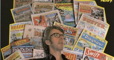 Tim Quinn: The Ups and Downs of A Comics Editor