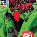 The Red Mask From Mars #1 - Cover