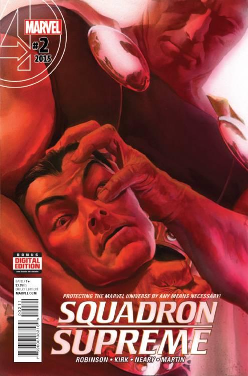 Squadron Supreme #2