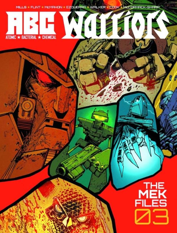 ABC Warriors Mek Files Volume 3